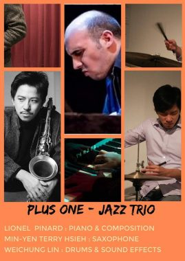 PLUS ONE – Jazz Trio Format + Latest Night Jam » Sappho Live